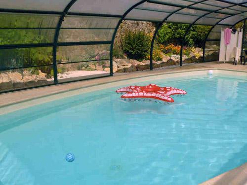 Location gite avec piscine vignoc en bretagne for Location bretagne piscine